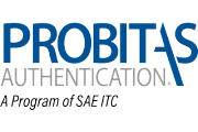 Probitas Authentication logo