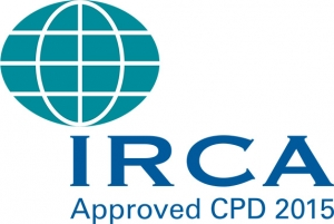 This is an IRCA CDP certified training course
