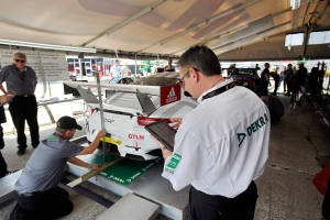 Motorsport auditing