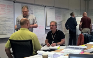 Discussing a process layout chart - before creating a PFMEA!